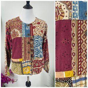 Sacred Threads Vintage 1980